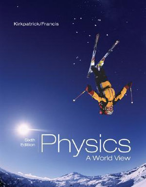 Cover of Physics: A World View