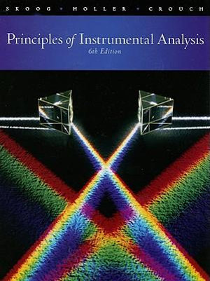 Cover of Principles of Instrumental Analysis