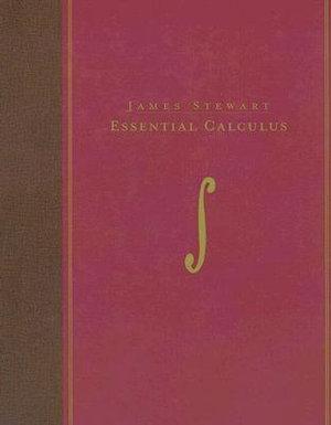 Cover of Essential Calculus