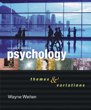 Cover of Psychology: Themes and Variations