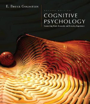 Cover of Cognitive Psychology: Connecting Mind, Research and Everyday Experience