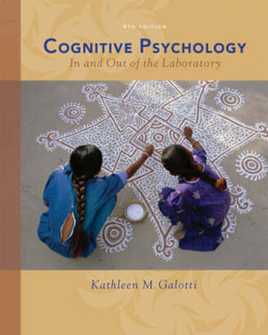 Cover of Cognitive Psychology In and Out of the Laboratory