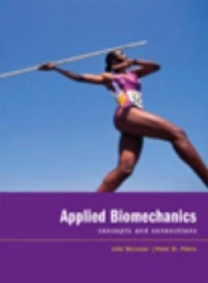 Cover of Applied Biomechanics: Concepts and Connections