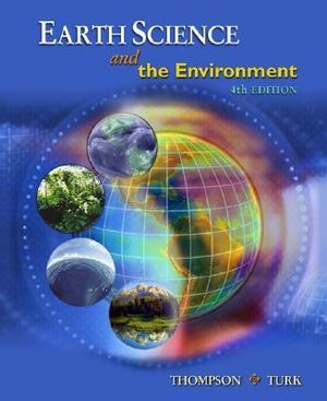 Cover of Earth Science and the Environment (with CengageNOW Printed Access Card)