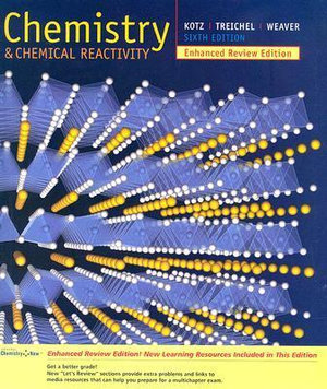 Cover of Chemistry and Chemical Reactivity, Enhanced Review Edition