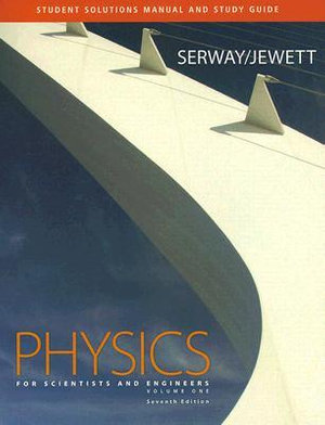 Cover of Physics for Scientists and Engineers