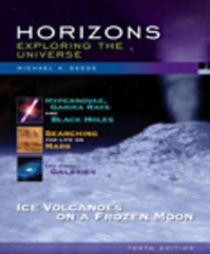 Cover of Horizons: Exploring the Universe