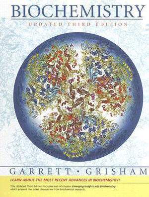 Cover of Biochemistry, Update