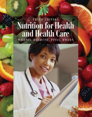 Cover of Nutrition for Health and Health Care