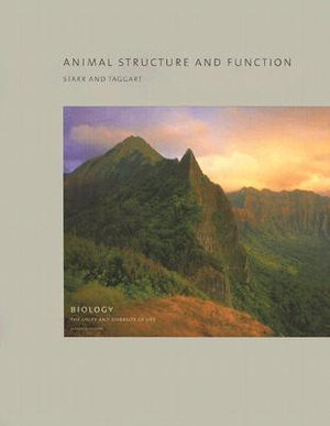 Cover of Animal Structure and Function