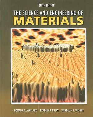 Cover of The Science and Engineering of Materials
