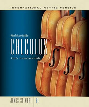 Cover of Multivariable Calculus