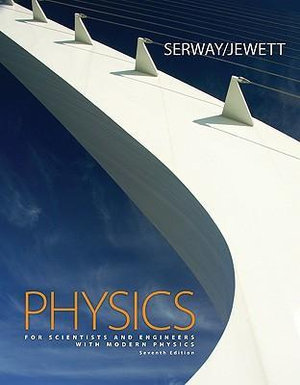 Cover of Physics for Scientists and Engineers with Modern Physics