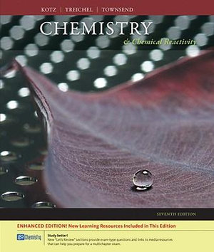 Cover of Chemistry and Chemical Reactivity, Enhanced Edition