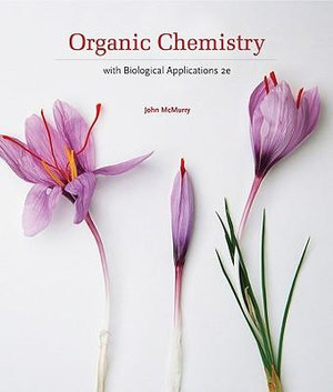 Cover of Organic Chemistry: With Biological Applications