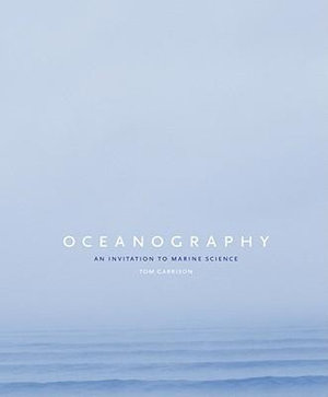 Cover of Oceanography: An Invitation to Marine Science