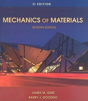 Cover of Mechanics of Materials, SI Edition