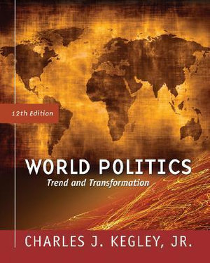 Cover of World Politics: Trend and Transformation