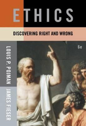 Cover of Cengage Advantage Books: Ethics: Discovering Right and Wrong