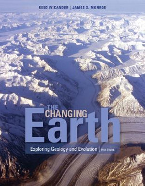 Cover of The Changing Earth: Exploring Geology and Evolution