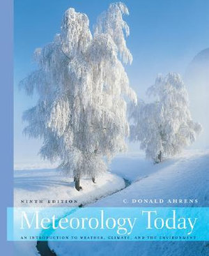 Cover of Meteorology Today
