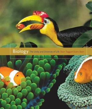 Cover of Biology: The Unity and Diversity of Life