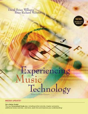 Cover of Experiencing Music Technology, Update