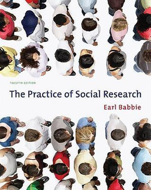 Cover of The Practice of Social Research