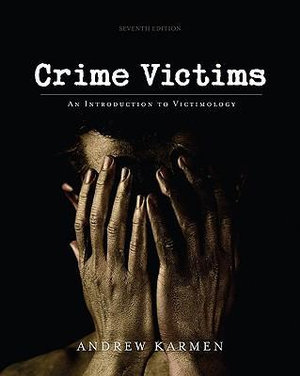 Cover of Crime Victims: An Introduction to Victimology