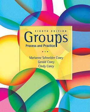 Cover of Groups: Process and Practice