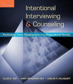 Cover of Intentional Interviewing and Counseling: Facilitating Client Development in a Multicultural Society