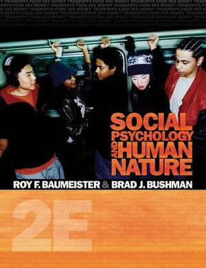 Cover of Social Psychology and Human Nature, Comprehensive Edition
