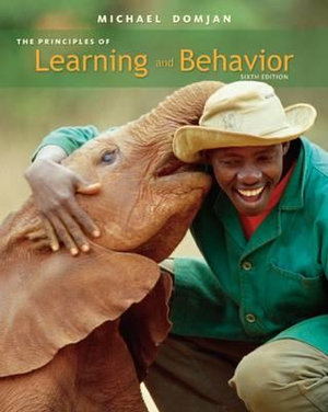 Cover of The Principles of Learning and Behavior: Active Learning Edition