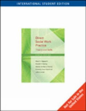 Cover of Direct Social Work Practice