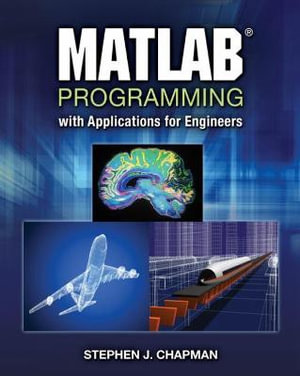 Cover of MATLAB Programming with Applications for Engineers