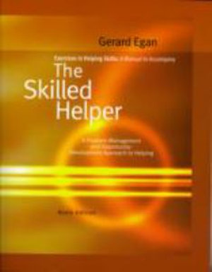 Cover of Exercises in Helping Skills