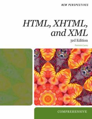 Cover of New Perspectives on Creating Web Pages with HTML, XHTML, and XML