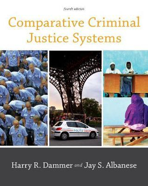 Cover of Comparative Criminal Justice Systems