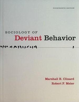 Cover of Sociology of Deviant Behavior