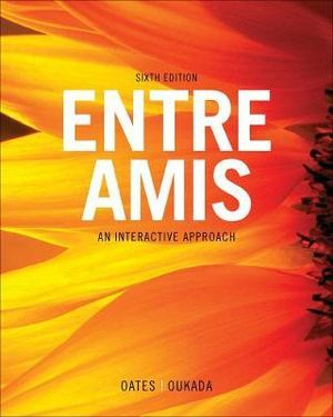 Cover of Entre Amis