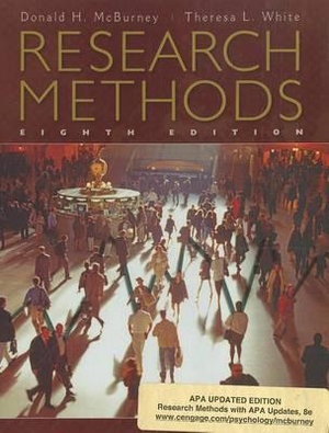 Cover of Research Methods with APA Updates, Revised Edition