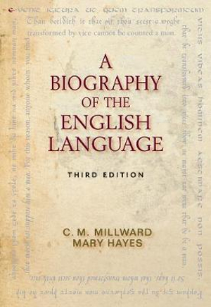 Cover of A Biography of the English Language