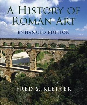 Cover of A History of Roman Art, Enhanced Edition