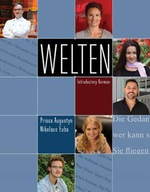 Cover of Welten: Introductory German