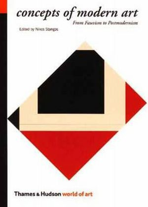 Cover of Concepts of Modern Art