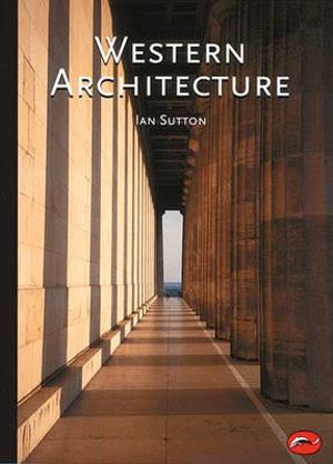 Cover of Western Architecture