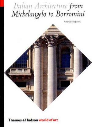 Cover of Italian Architecture