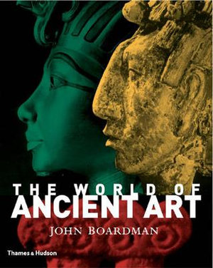 Cover of The World of Ancient Art