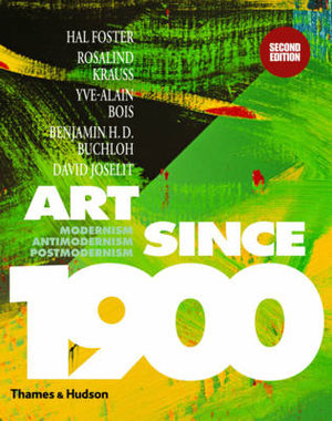 Cover of Art Since 1900