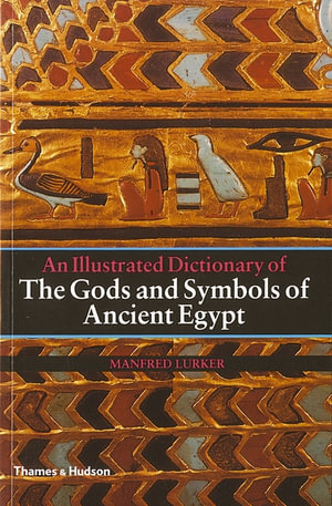 Cover of The gods and symbols of ancient Egypt